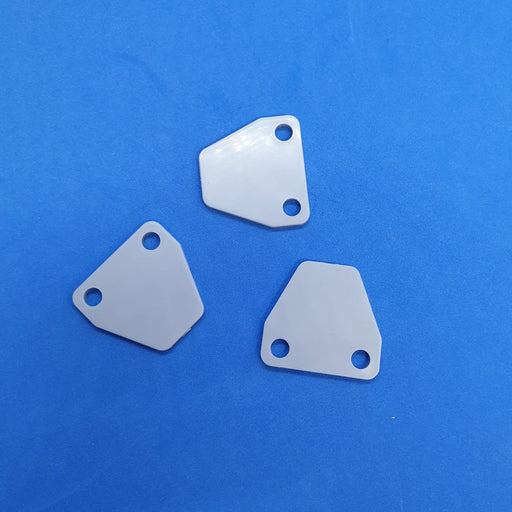 Plastic Spacer for Metal Merchandising Hooks Pegboard to Punch Panel Converter-Metal Pegboard Hooks-Hang and Display