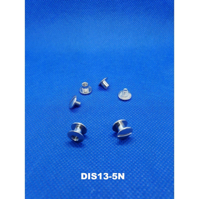 Screwlock Fixed Length Interlock Binding Chicago Screws-Screws, Ratchets and Rivets-Hang and Display