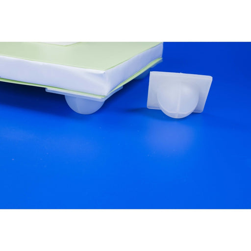 Self Adhesive Foot For Cardboard Displays COR5-Corrugated Cardboard Display Accessories-Hang and Display