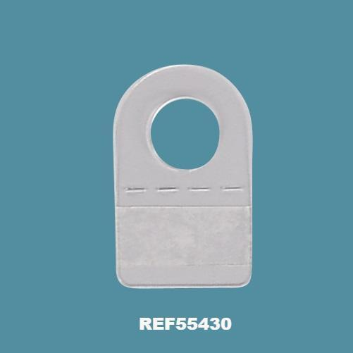 Self Adhesive Hang Tabs Round Hole on Sheet REF-55430-Hang Tabs-Hang and Display