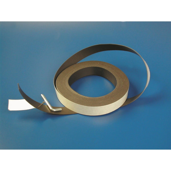 Self Adhesive Magnetic Tape Roll MAG5-Magnetic Tape-Hang and Display