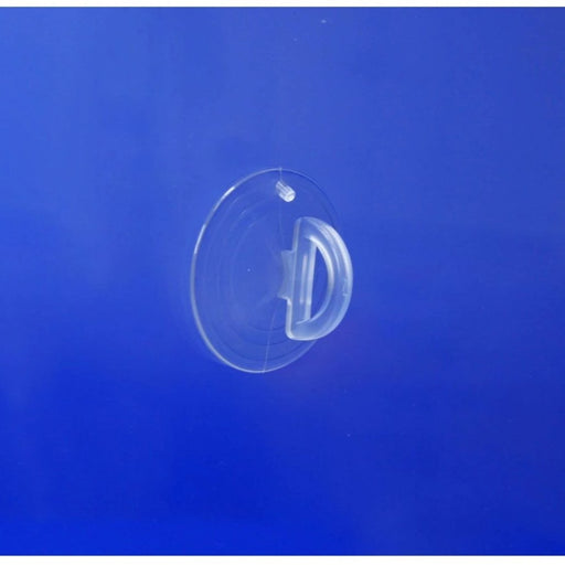 Suction Cup Transparent with D-Ring SUC5-Suction Cups-Hang and Display