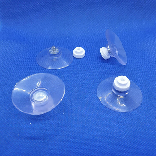 Suction Cup Transparent with Screw Cap SUC4-Suction Cups-Hang and Display