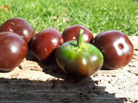 Chocolate Cherry Peppers