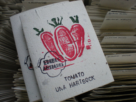 """Una Hartsock"" Tomato Seeds - Edible Antiques"
