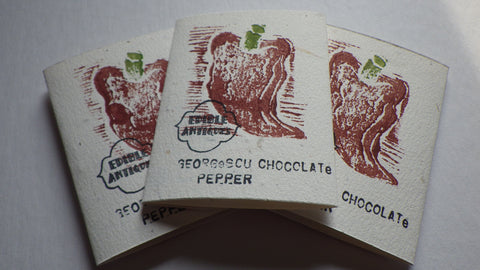 """Georgescu Chocolate"" Pepper Seeds"