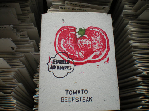 """Beefsteak"" Tomato Seeds - Edible Antiques"