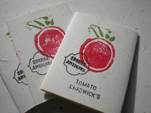 """Chadwick's Cherry"" Tomato Seeds - Edible Antiques"