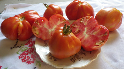 """Franchi Giant Pear"" Tomato Seeds"