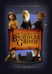 Lost Tales of the Brothers Grimm Season 2 (4 Disc DVD Set)