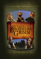 Lost Tales of the Brothers Grimm Season 1 (4 Disc DVD Set)