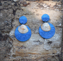 Carregar imagem no visualizador da galeria, Sea shell, earrings