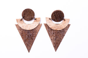 Intergrity ,earrings