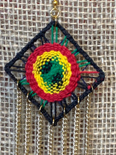 Load image into Gallery viewer, Reggae style, earrings