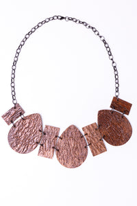Manioc lovers, necklace