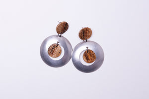 Delicato, earrings