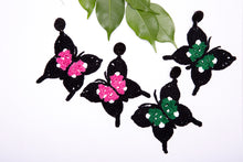 Load image into Gallery viewer, Butterfly, earrings