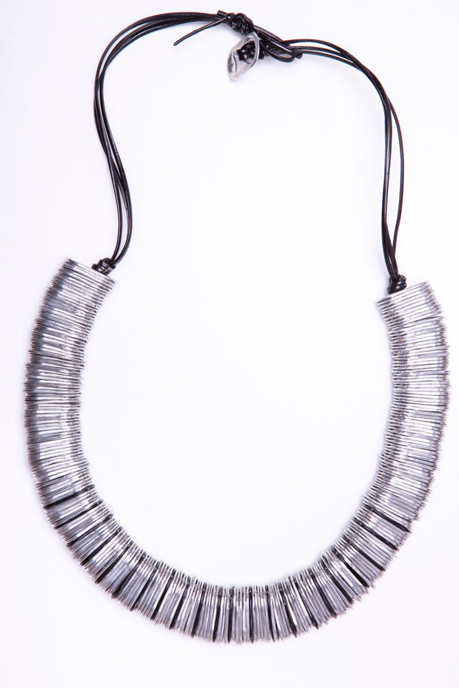 Siver mood, necklace