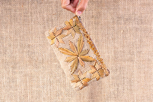 Cardinal star, coin purse wallet