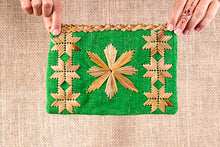 Load image into Gallery viewer, Cardinal star, clutch bag