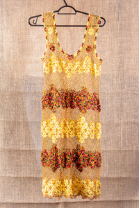 Summer vibes, bobbin lace dress