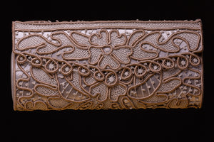 Splendor, lace handbag
