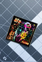 Load image into Gallery viewer, LIFE AFTER: Flowe Holographic Sticker