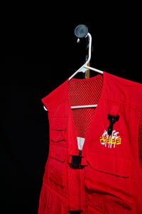 LIFE AFTER: Creator Vest- LIMITED EDITION RED
