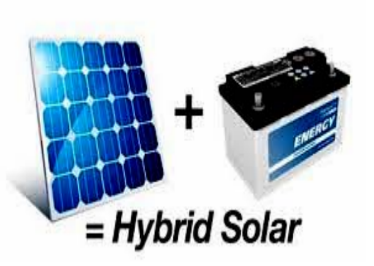 SOLAR HYBRID INVERTER 300 WATTS