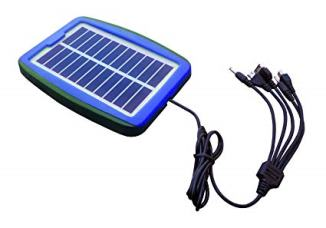 SOLAR MOBILE CHARGER – I
