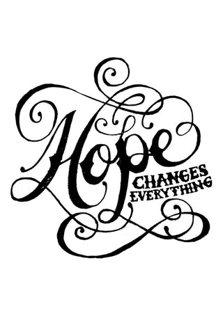 Hope Changes Everything (Toddler)