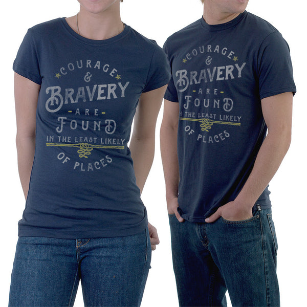Courage and Bravery