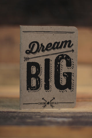 Dream Big | Booklet