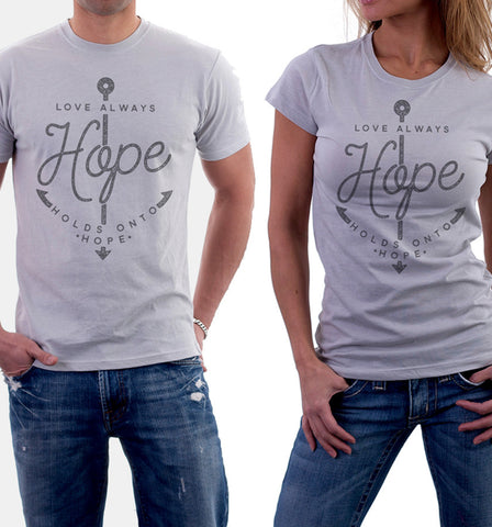 Love Holds Onto Hope