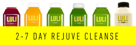 2 - 7 Day Rejuve Cleanse
