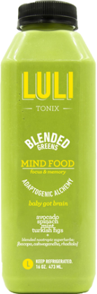 brain food nootropic savory blended green
