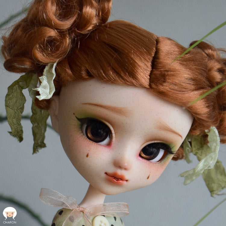 Our custom Pullip doll