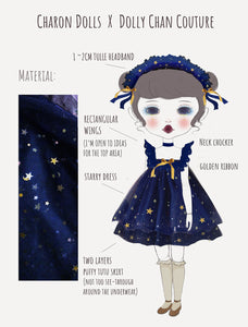 Starry Night (first 1/2 payment) (2/4 remaining)