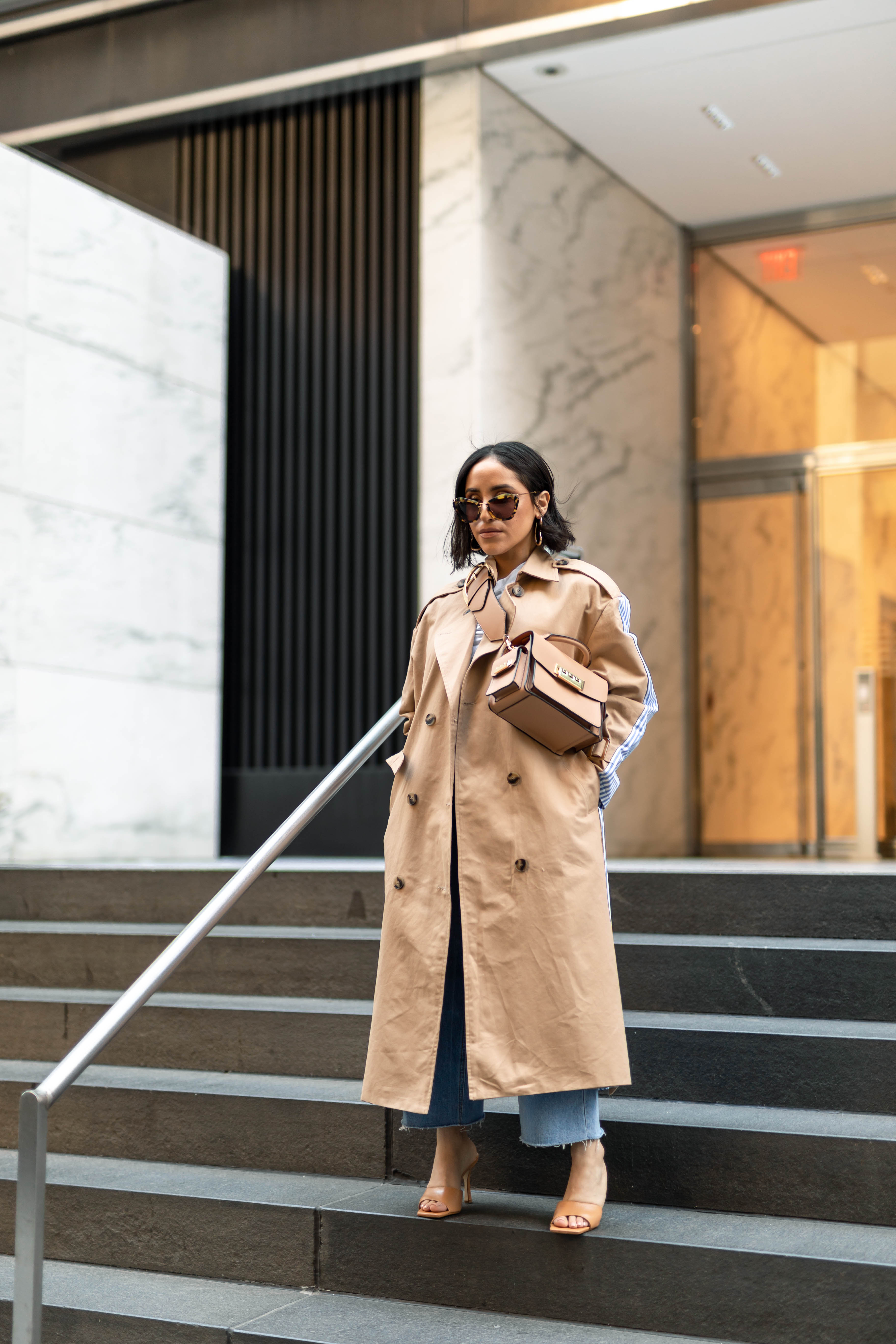 Flossy | Trench Coat