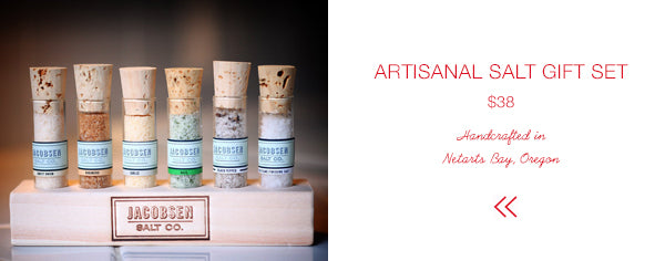 SHOP Artisanal Salt Gift Set | Firecracker