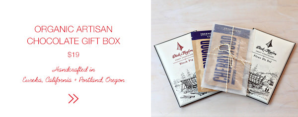 SHOP Artisanal Organic Chocolate Gift Box | Firecracker