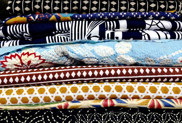 Handmade quilts by emerging designer at Molly M Designs