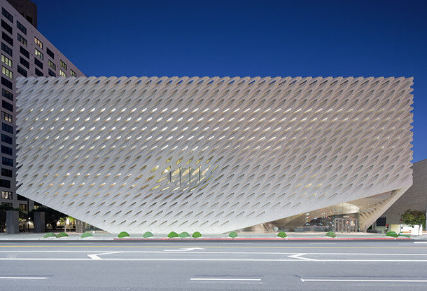Broad Museum | Firecracker Journal (photo by Iwan Baan)