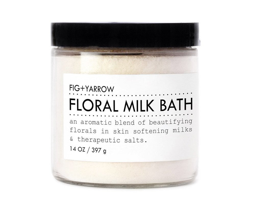 Fig + Yarrow | Floral Milk Bath | Firecracker