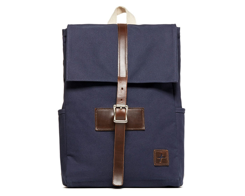Whitman Knapsack (Navy)