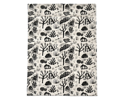 Amelie Mancini | Joshua Tree Tea Towel | Firecracker