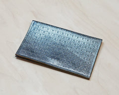 Molly M Designs Metallic Blue Passport Case | Firecracker