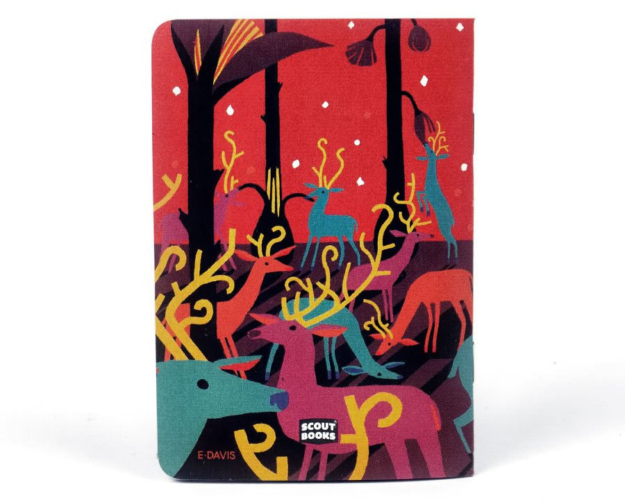 "Scout Books | ""Dusk"" Pocket Notebooks 