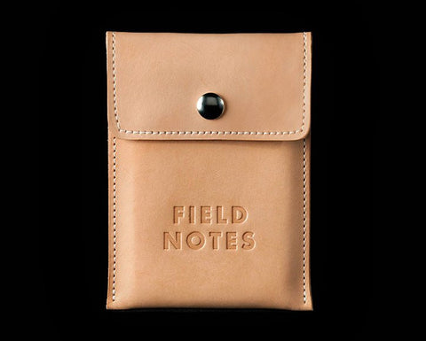 "Field Notes | ""Pony Express"" Leather Pouch 