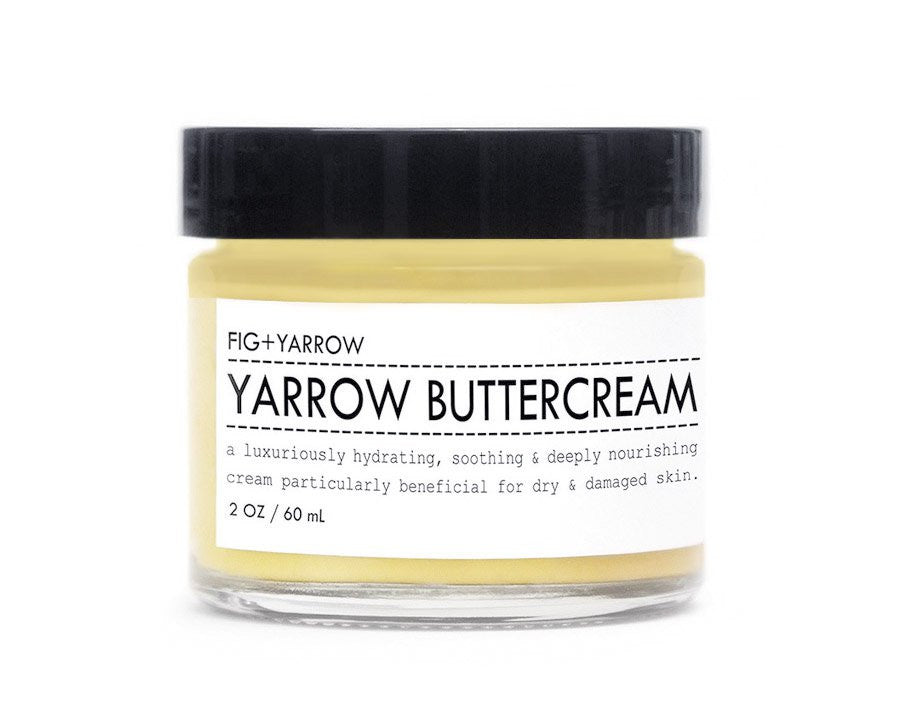 2 oz Yarrow Face + Hand Buttercream | Fig + Yarrow | Firecracker